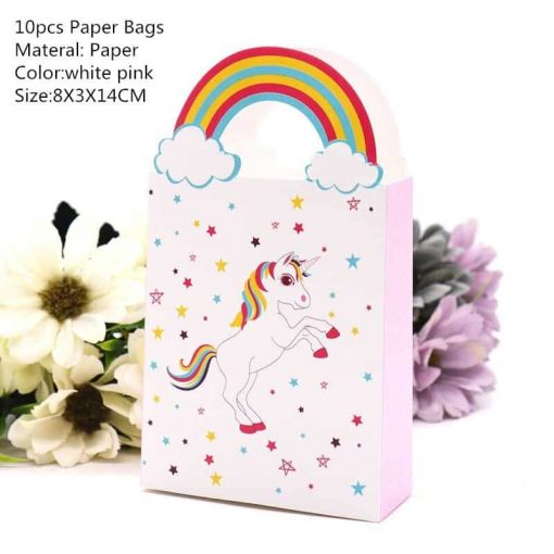 Unicorn Party Bag Gift Party