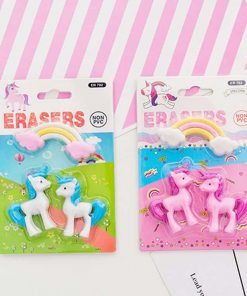 Unicorn Erasers Smart