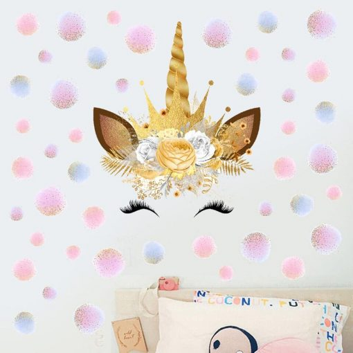 Unicorn Stickers Room