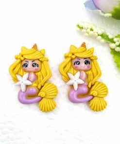 Unicorn Figurines Mermaid