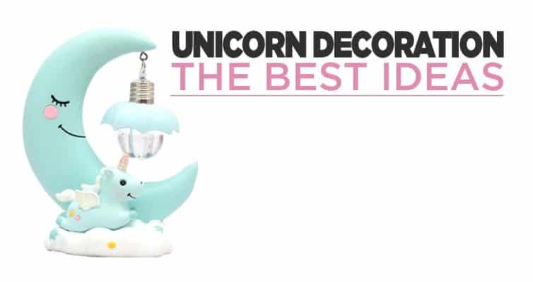 How To Decorate A Room In A Unicorn Style ?