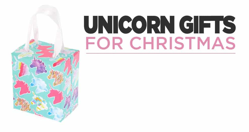 The Best Unicorn Gifts For Christmas
