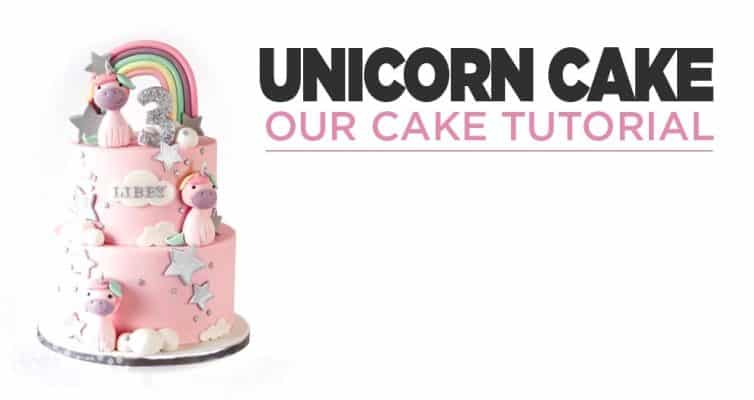 How To Make A Unicorn Cake ?