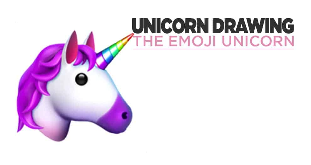 How Do You Draw An Emoji Unicorn ?
