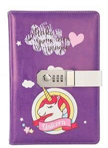 Unicorn Notebook Fuzzy