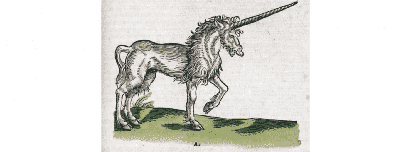 Greek Mythology Unicorn
