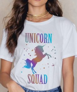 Unicorn Shirt Squad