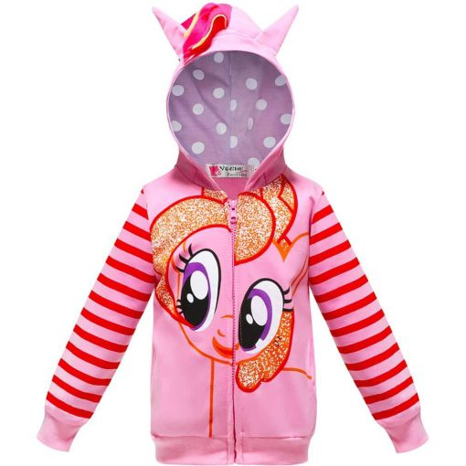 Unicorn Jacket Pink
