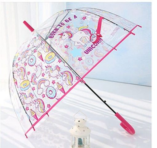 Unicorn Umbrella Magical Uk
