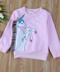 Unicorn Sweater Fuzzy