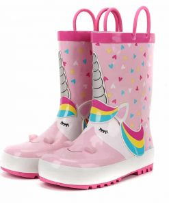 Unicorn Boots Girls