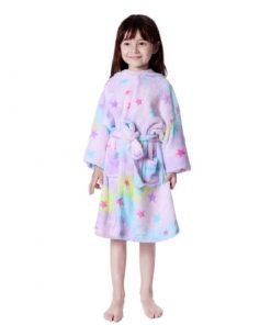 Unicorn Robe Childs