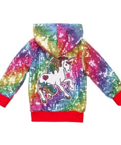 Unicorn Jacket Toddler