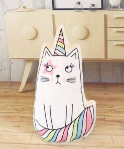 Unicorn Pillow Cat
