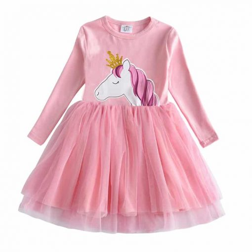 Unicorn Dress Walm