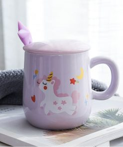 Unicorn Mug Whimsical Cupboard
