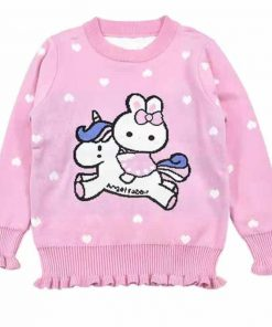 Unicorn Sweater Kawaii