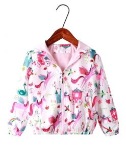 Unicorn Jacket 4t