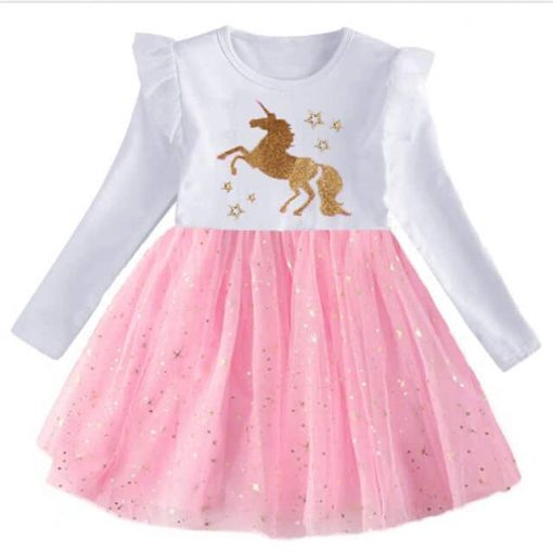 Unicorn Dress Size 8