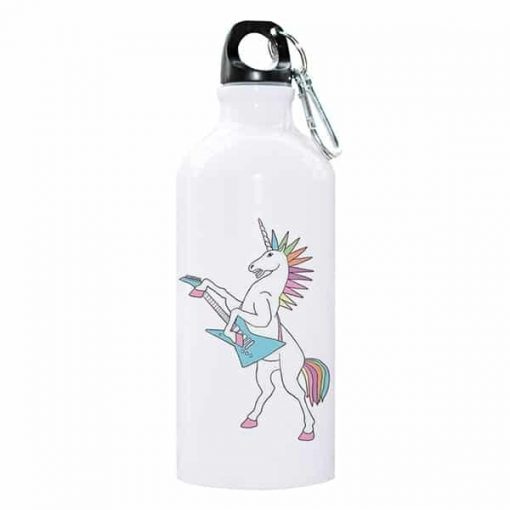 Unicorn Water Bottle Water Water