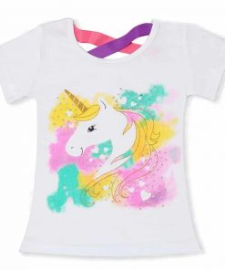 Unicorn Shirt White