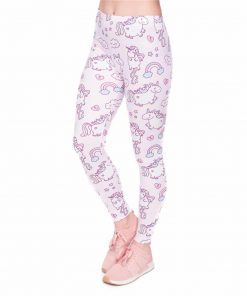Unicorn Leggings Girls