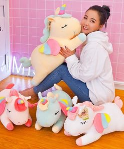 Unicorn Pillow Big