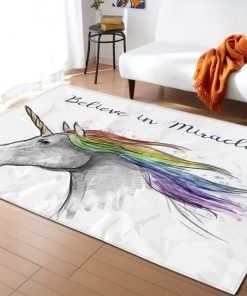 Unicorn Rug Kids