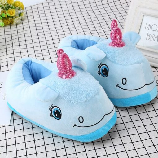 Unicorn Slippers Baby