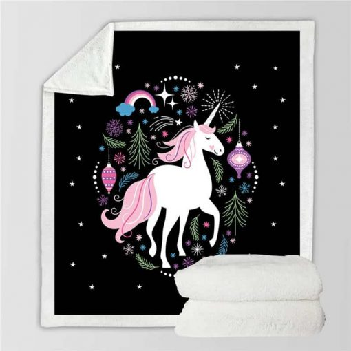 Unicorn Blanket Walm