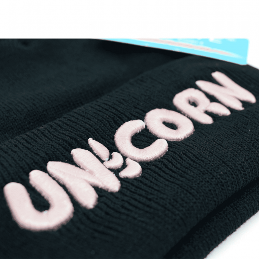 Unicorn Hat Black