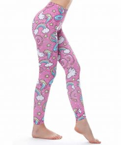 Unicorn Leggings Ladies