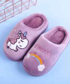 Unicorn Slippers Next Cutie