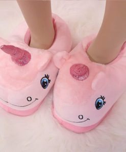 Unicorn Slippers Socks