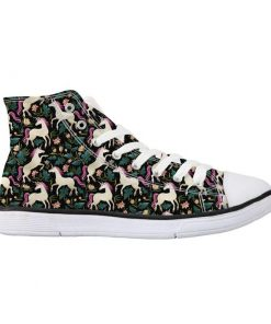 Unicorn Shoes Green