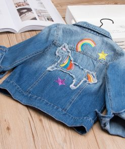 Unicorn Jacket Jean