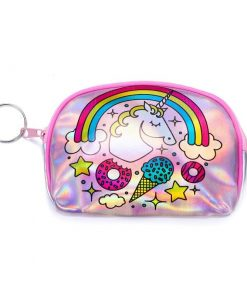 Unicorn Purse Holographic
