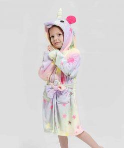 Unicorn Robe Baby