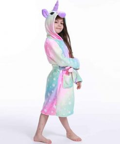 Unicorn Robe Cuddl