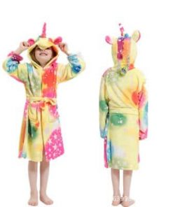 Unicorn Robe Girls