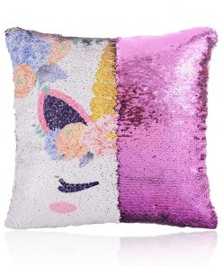 Unicorn Pillow Next Me
