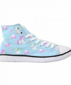 Unicorn Shoes Blue