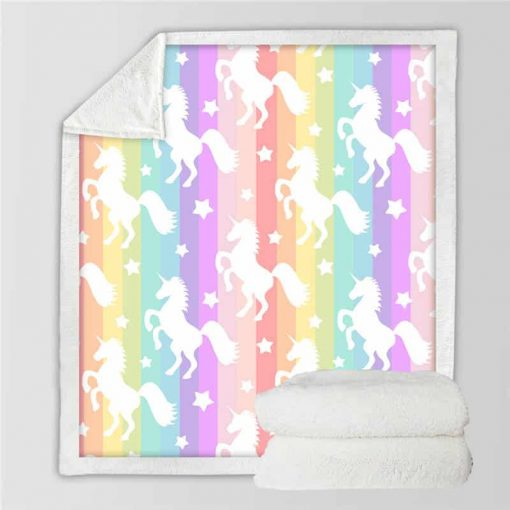 Unicorn Blanket Kols