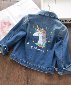 Unicorn Jacket Jean Toddler