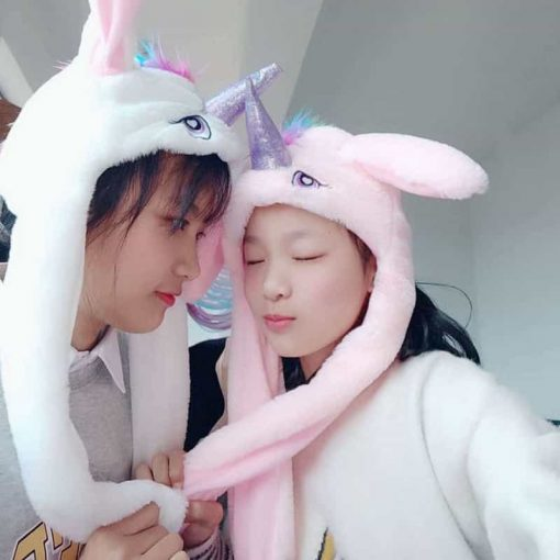 Unicorn Hat Plush