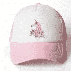 Unicorn Hat Baseball