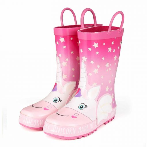 Unicorn Boots Kids