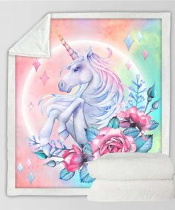 Unicorn Blanket Uk