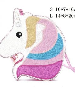Unicorn Purse Capelli