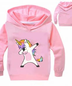 Unicorn Sweater Dabbing